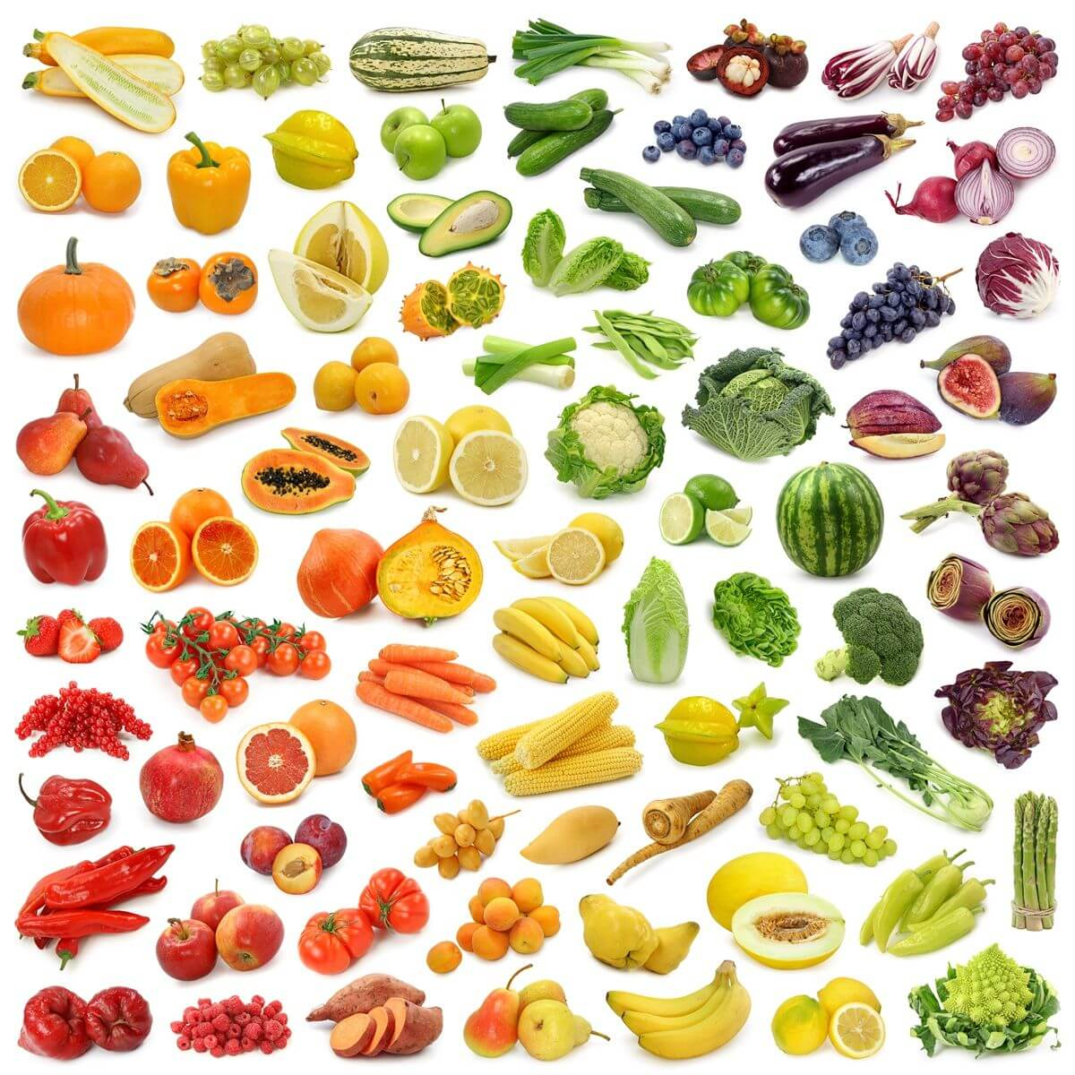 Gemüse & Früchte