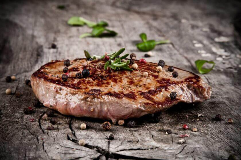 Steak - Grillen