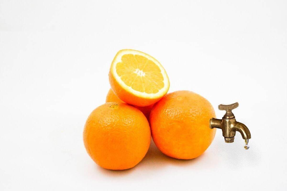 Orangen-Saft