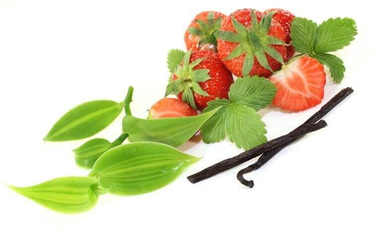 Erdbeer-Marmelade mit Vanille