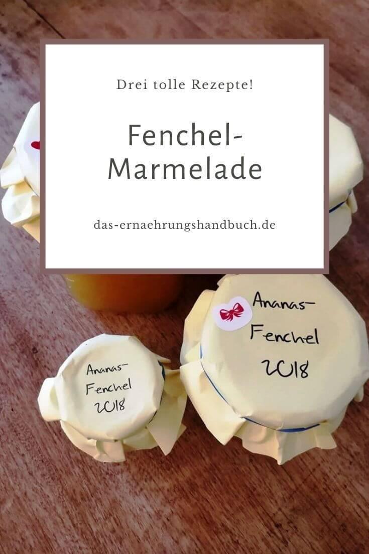 Fenchel-Marmelade