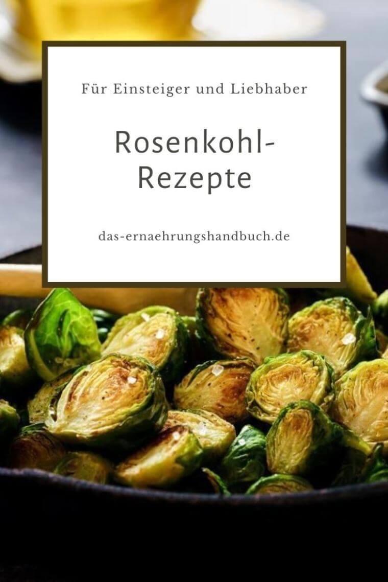 Rosenkohl-Rezepte