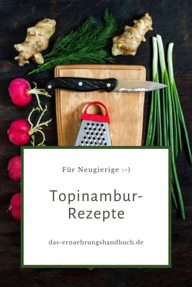 Topinambur-Rezepte