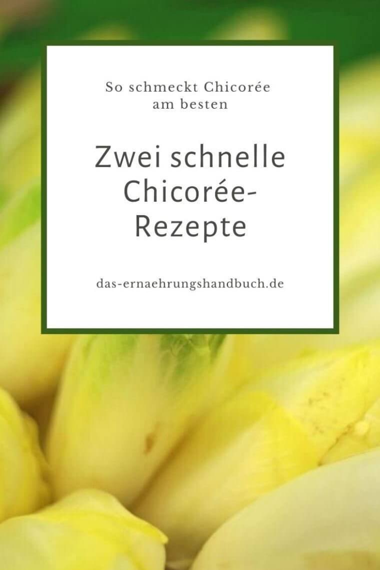 Chicoree-Rezepte