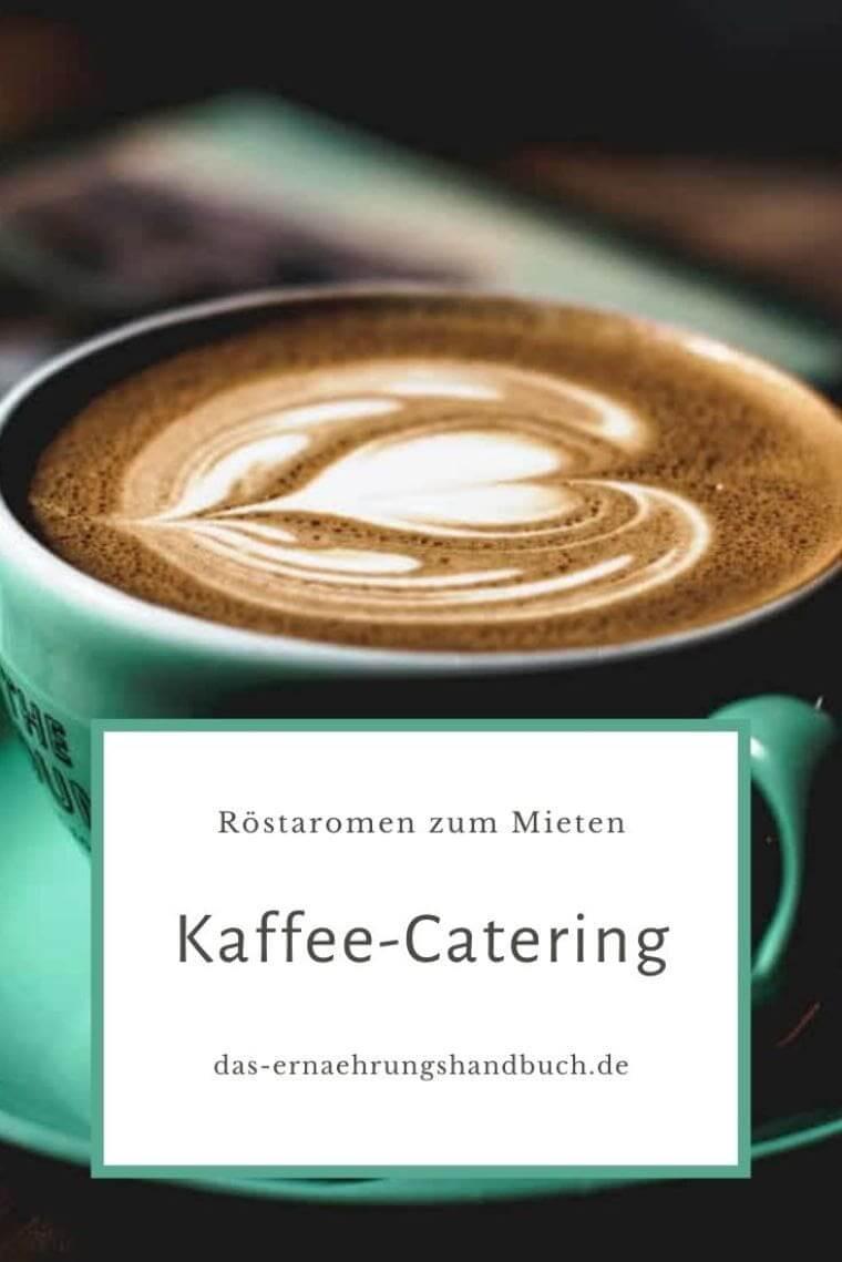 Kaffee-Catering