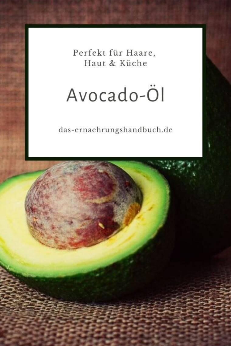 Avocado-Öl