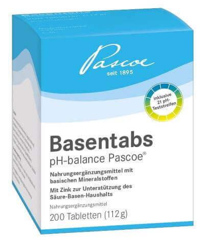 BASENTABS pH-balance von PASCOE®