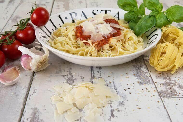 Tomaten & Pasta