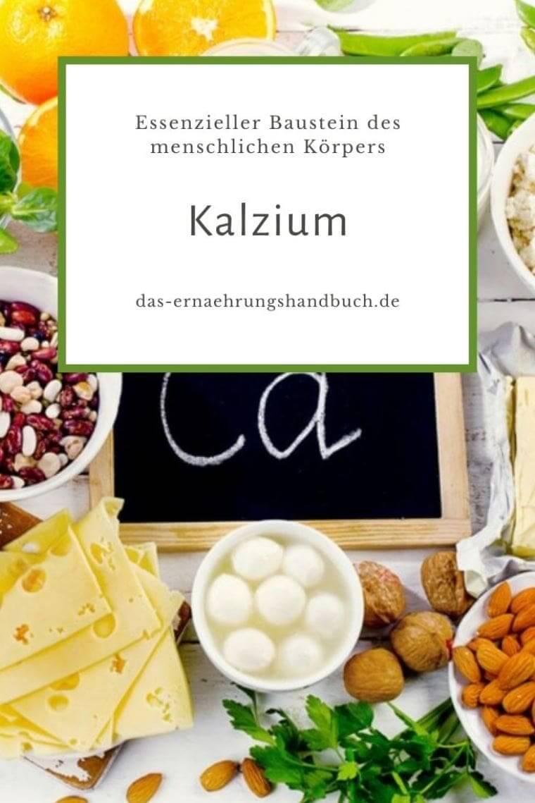 Kalzium Calcium