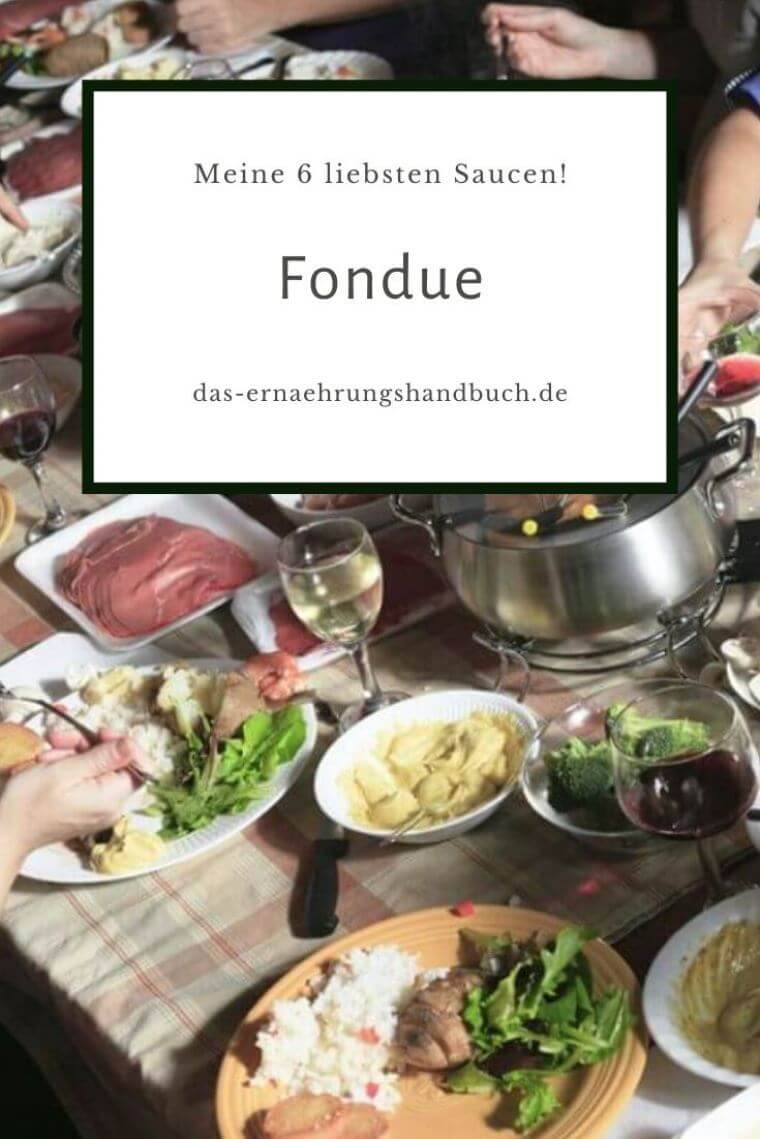 Fondue-Saucen-Rezepte