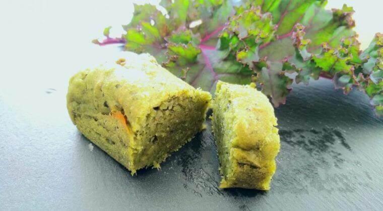 Miss Broccoli - Kale-Muffin