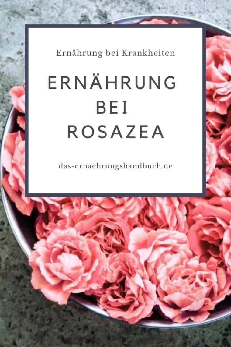 Ernährung bei Rosazea