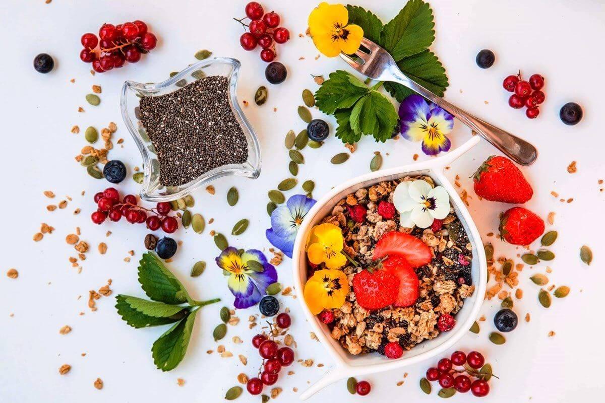 Chia-Müsli, Superfoods Juli
