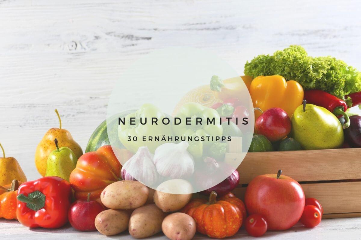 Neurodermitis Ernährung