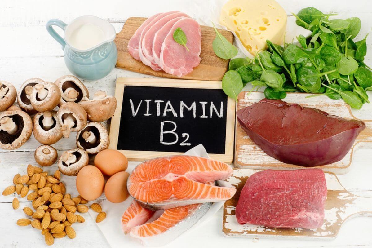 Vitamin B2, Riboflavin
