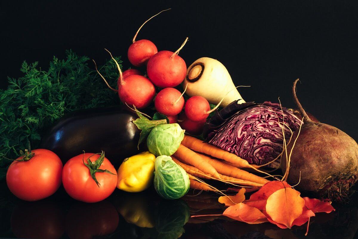 basische Gemüsesorten