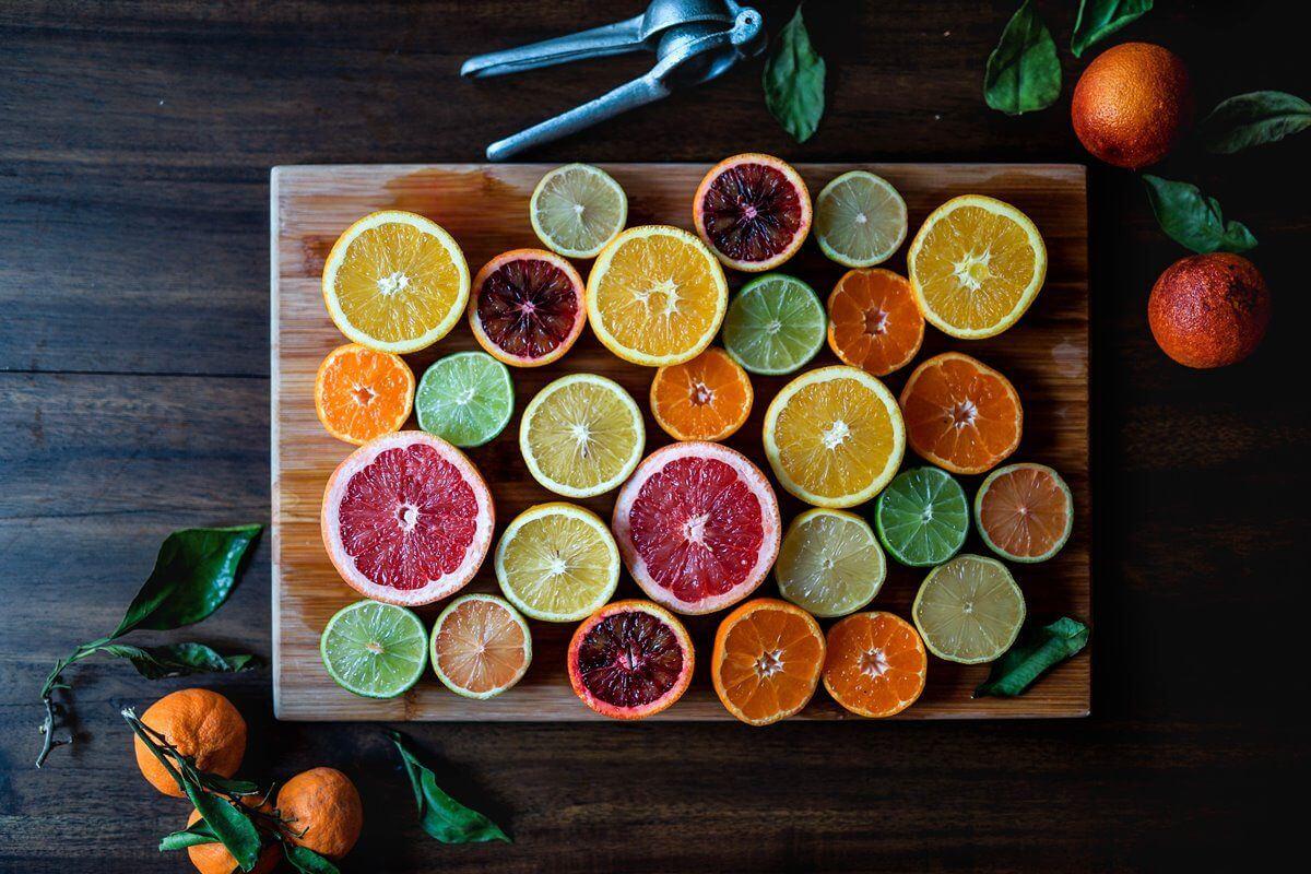 Lebensmittel für ein langes Leben - Zitrusfrüchte