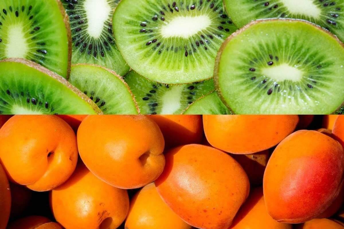 Aprikosen-Kiwi-Marmelade