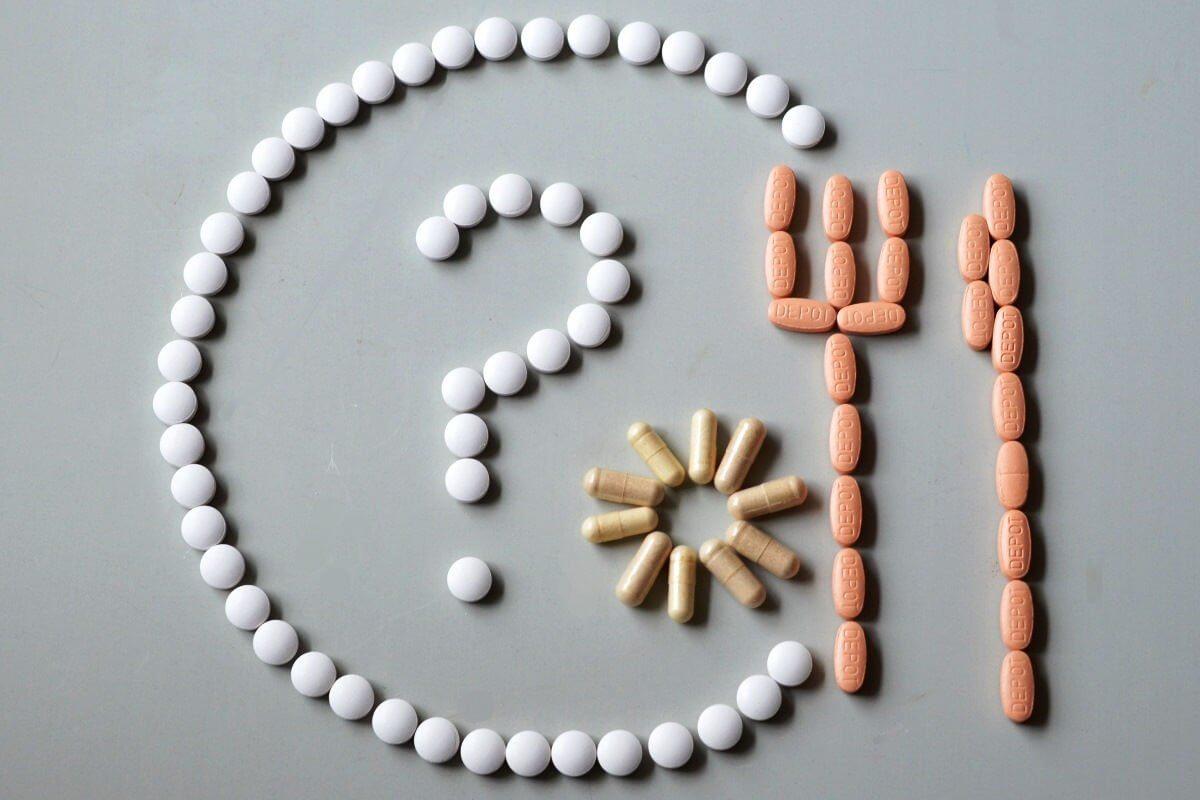 Vitamine Nahrungsergänzung