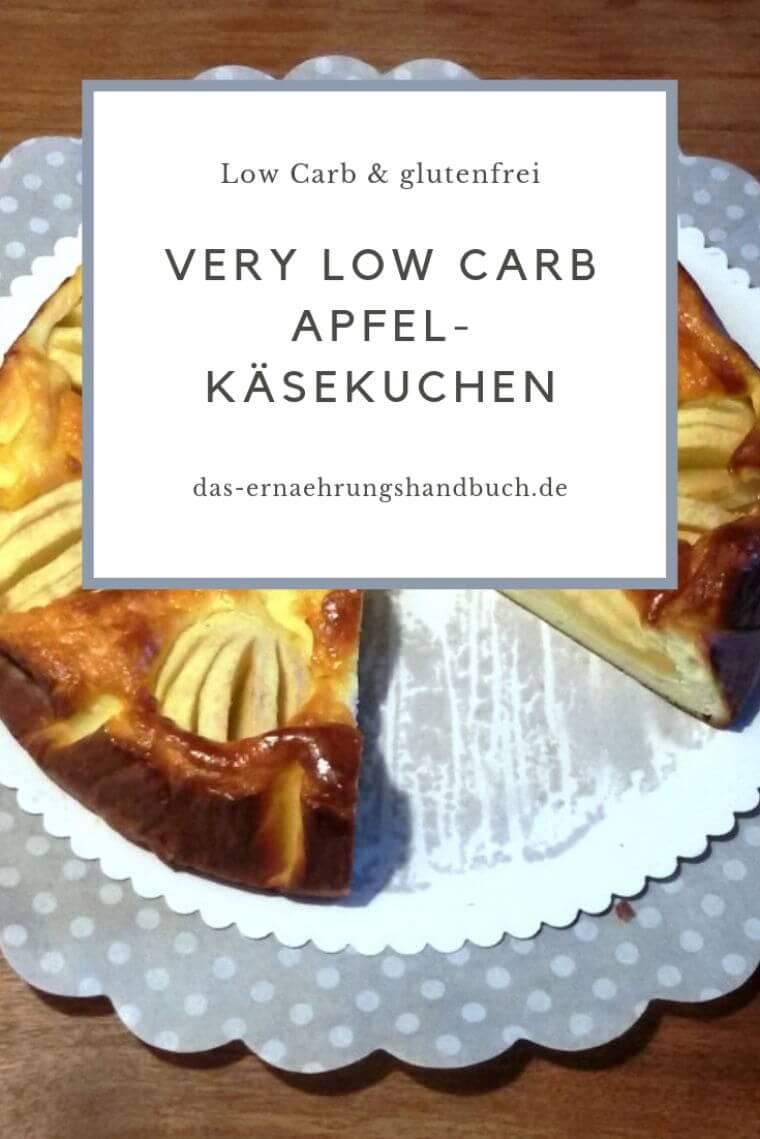 Apfel-Käsekuchen