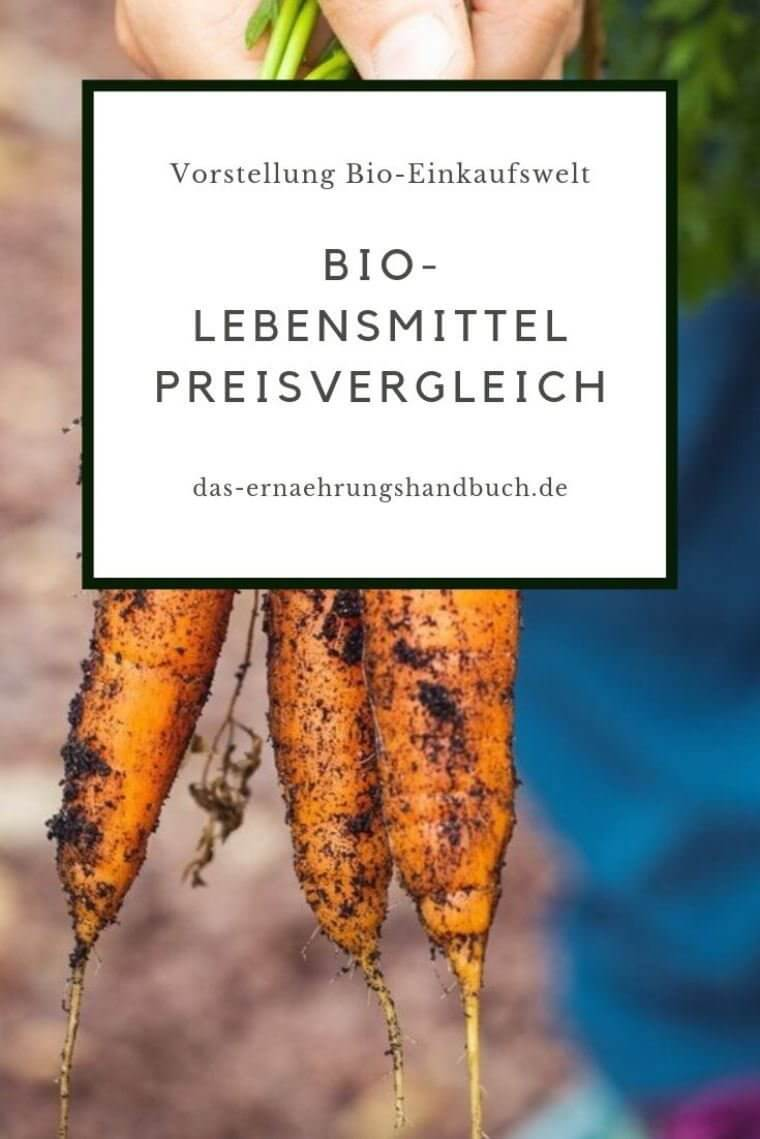 Bio-Lebensmittel Preisvergleich