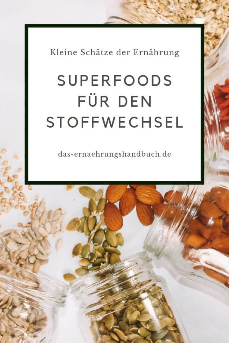 Superfood Stoffwechsel