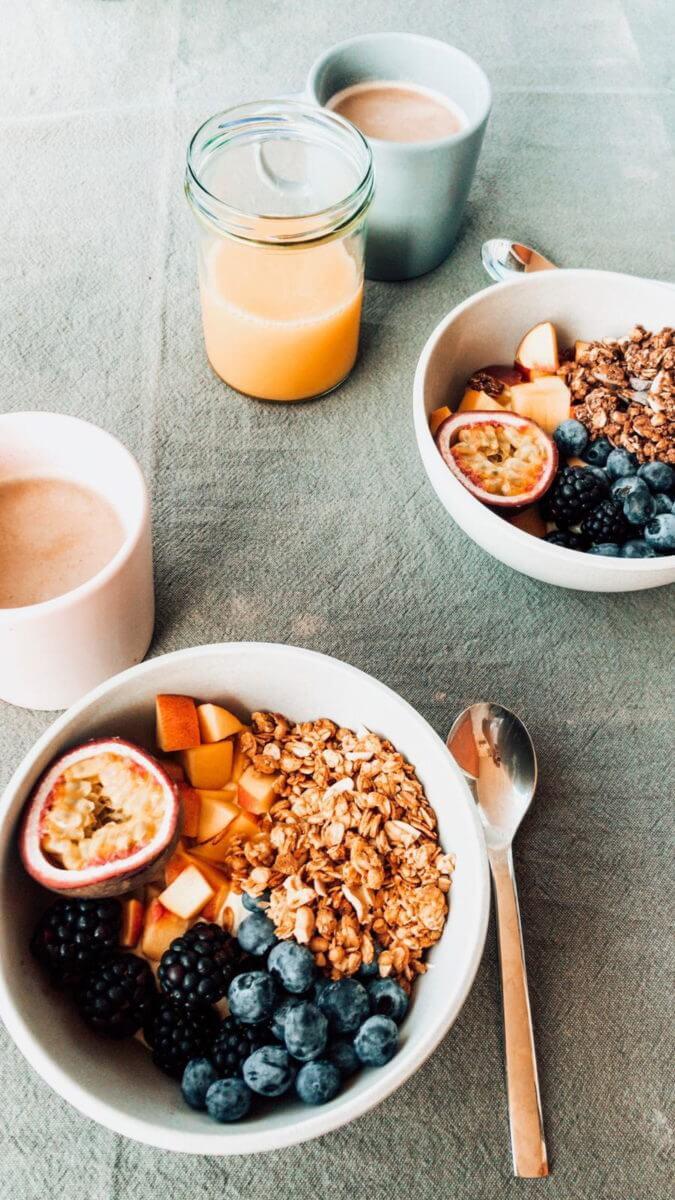 Berry Joghurt Bowl