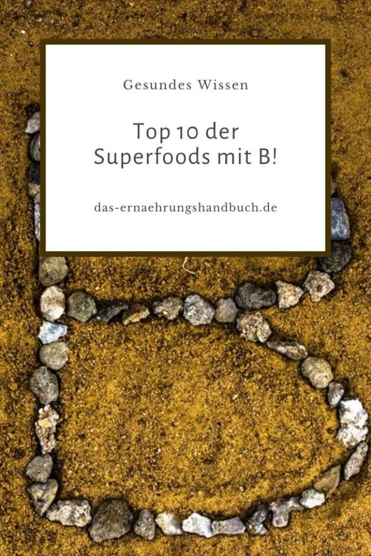 Superfoods mit B