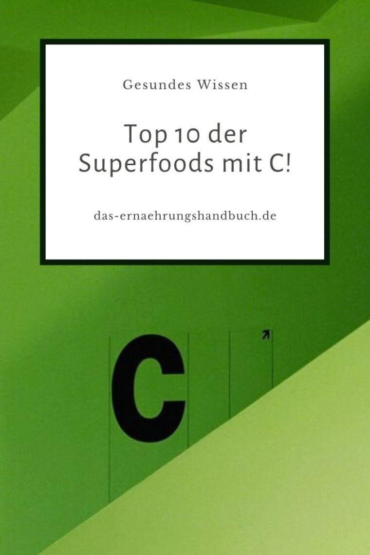 Superfoods mit C