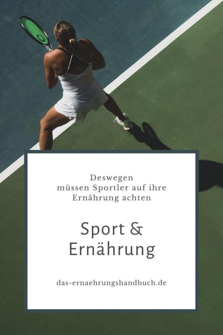 Ernährung, Sport