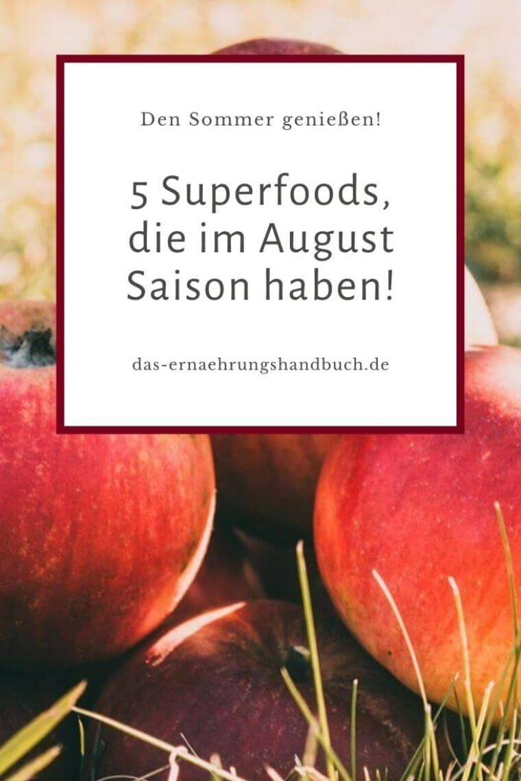 Superfoods August