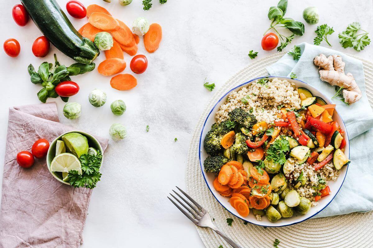 Gemüse, Salat