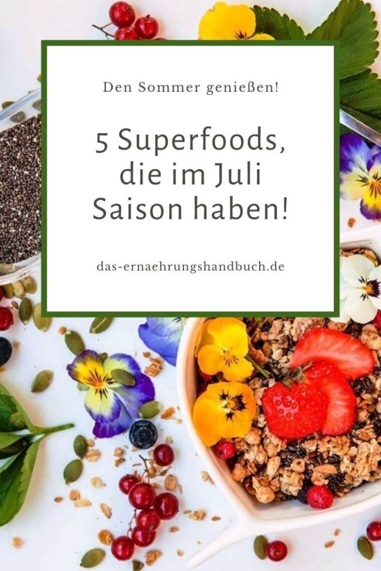 Superfoods Juli