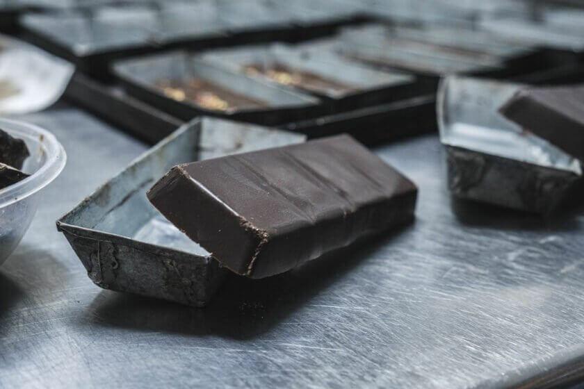 Bitterschokolade, dunkle Schokolade, Schokolade