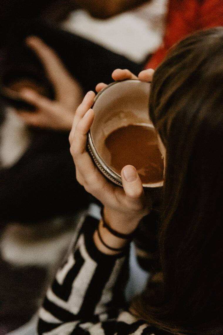 Kakao, Kakaozeremonie, zeremonieller Kakao