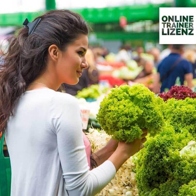 Zusammenhang zwischen Food und Wohlbefinden