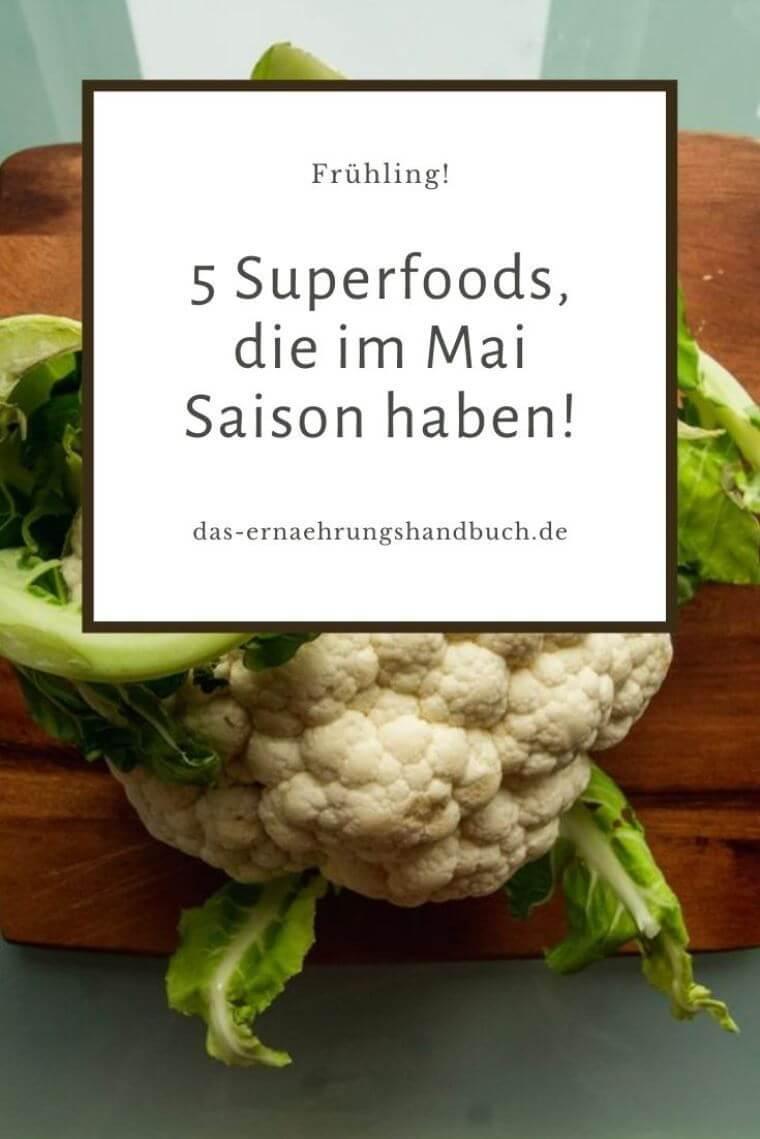 Superfoods Mai