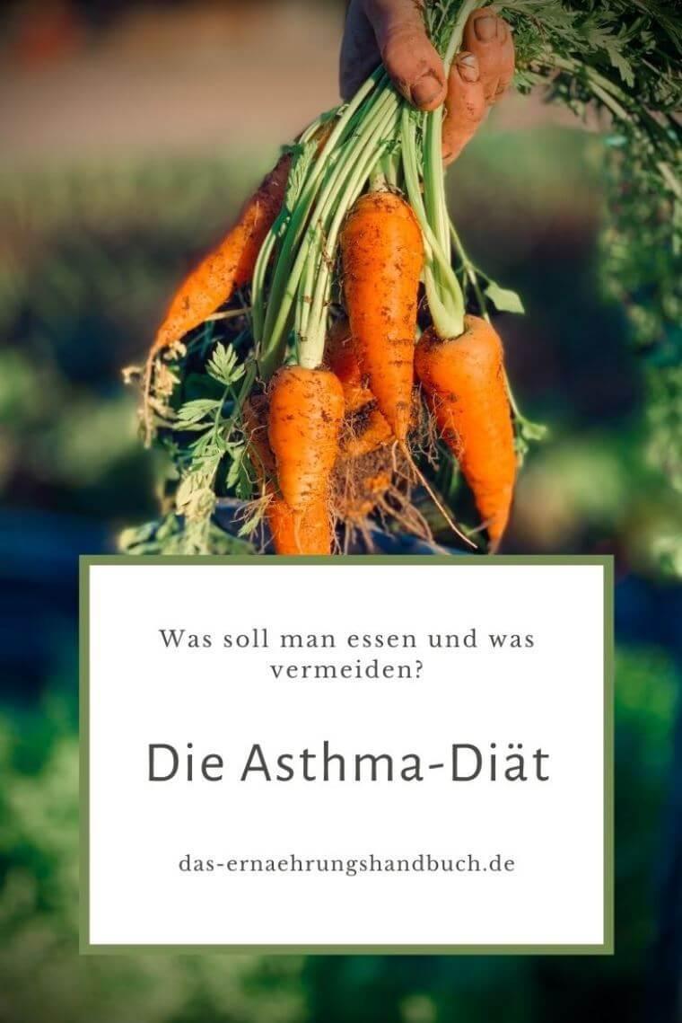 Asthma-Diät