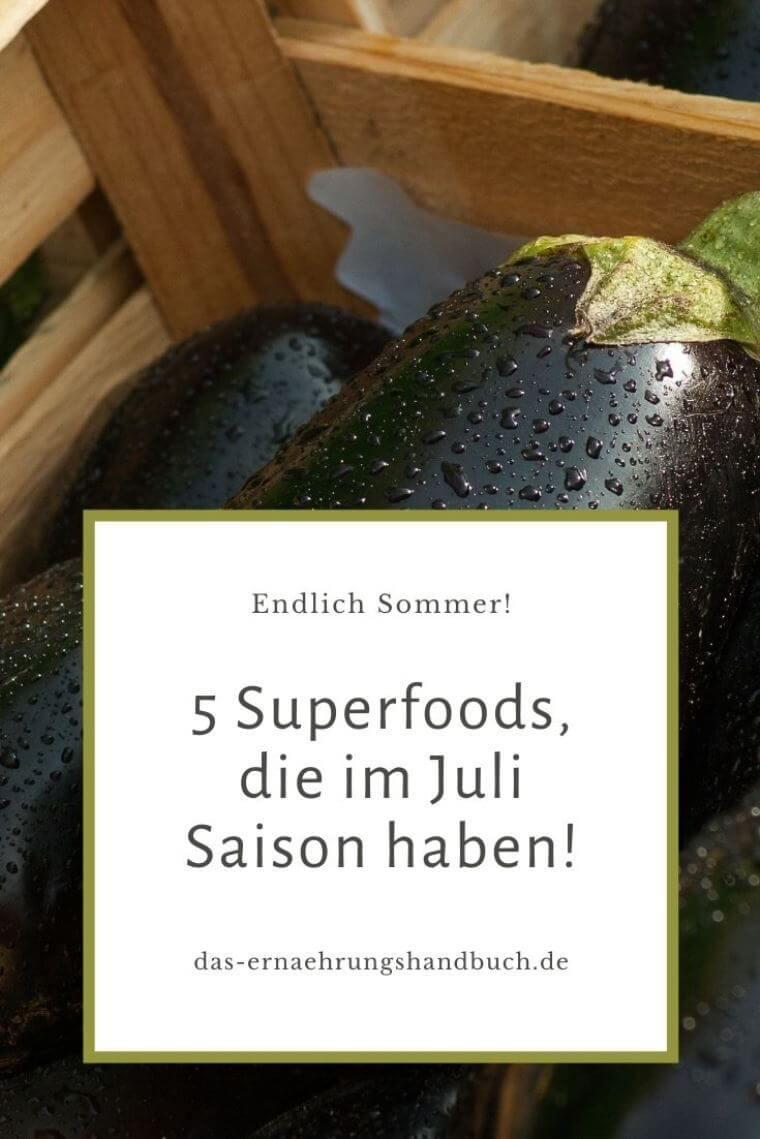 Superfoods Juli