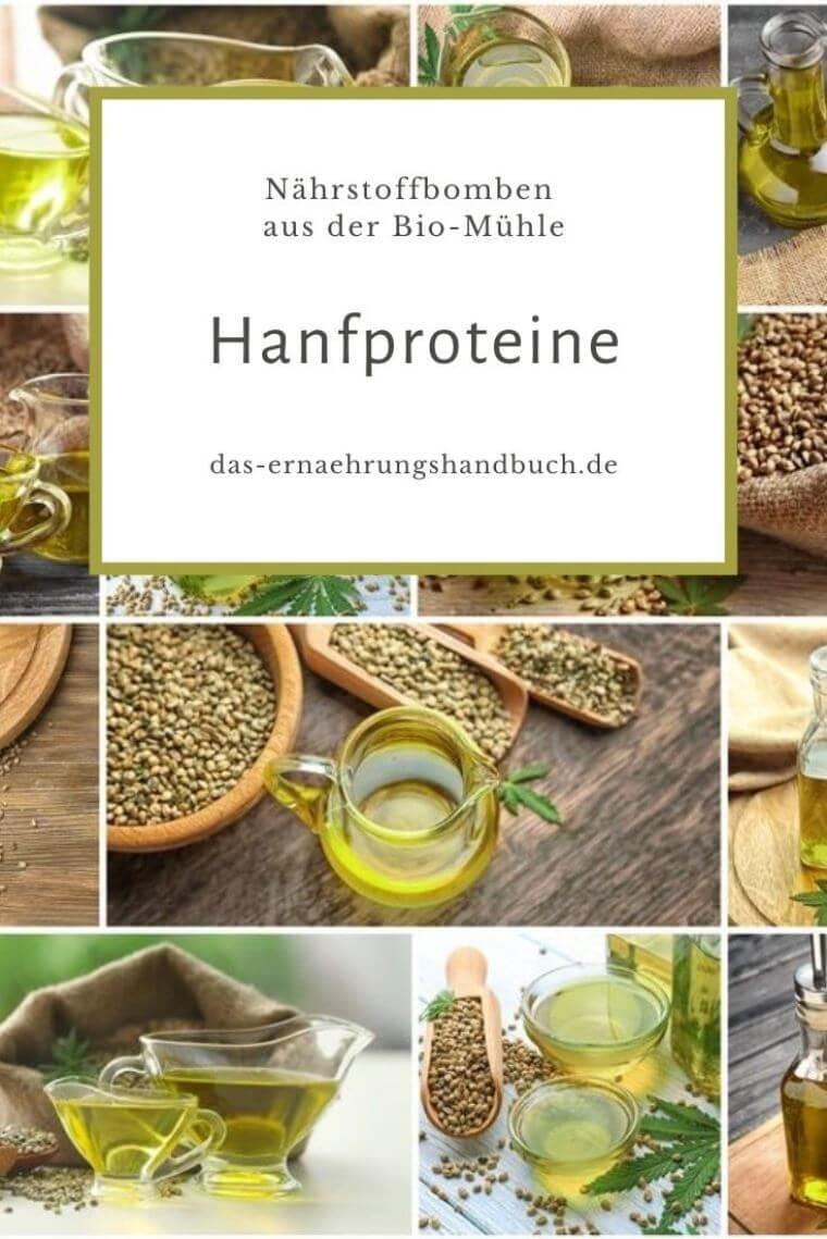 Hanfproteine