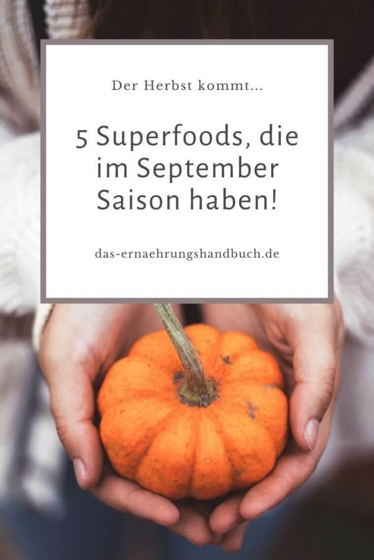 Superfoods September