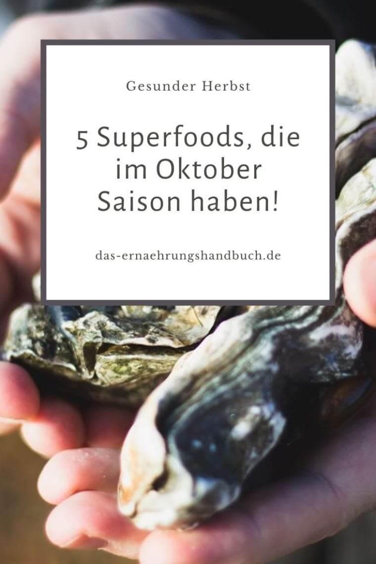 Superfoods Oktober